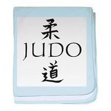 Judo Kanji Infant Blanket