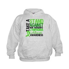 Take a Stand Non-Hodgkins Hoodie