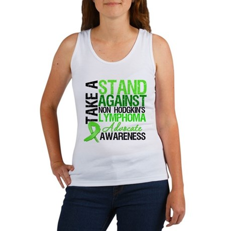Take a Stand Non-Hodgkins Women's Tank Top