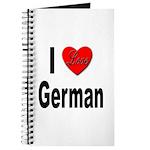 I Love German Journal