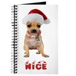 Nice Chihuahua Journal