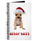 Christmas Chihuahua Journal