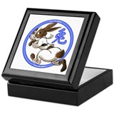 Run Rabbit Keepsake Box