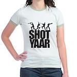 Shot Yaar Jr. Ringer T-Shirt