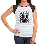 Shot Yaar Women's Cap Sleeve T-Shirt