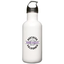 Napa Valley California Water Bottle