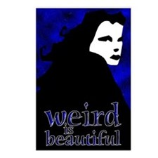 """Weird"" Postcards (Package of 8)"