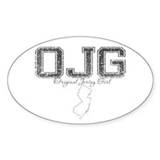 Orig. Jersey Girl Decal