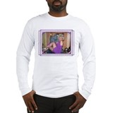 Cute Marilyn Long Sleeve T-Shirt
