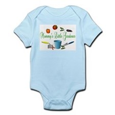 Mommy's Little Gardener Infant Creeper