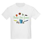 Mommy's Little Gardener Kids T-Shirt