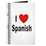 I Love Spanish Journal