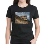 Cape Cod Beachcombers (1) Women's Dark T-Shirt