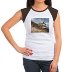 Cape Cod Beachcombers (1) Women's Cap Sleeve T-Shi