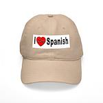 I Love Spanish Cap