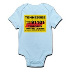 Tennessee Terrorist Hunting L Infant Bodysuit