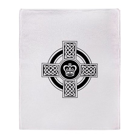 Celtic Chess Federation Throw Blanket