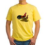 Phoenix BB Red Chickens Yellow T-Shirt