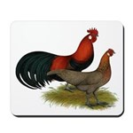 Phoenix BB Red Chickens Mousepad