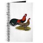 Phoenix BB Red Chickens Journal
