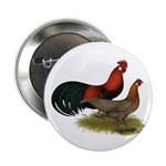 """Phoenix BB Red Chickens 2.25"""" Button (10 pack"""