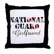 NG Girlfriend Flag Throw Pillow