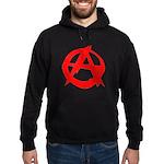 Anarchy-Red Hoodie (dark)