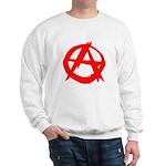 Anarchy-Red Sweatshirt