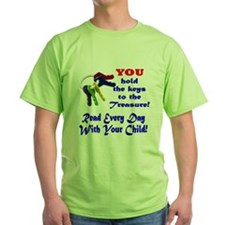 Early Literacy T-Shirt