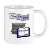 Friends of the Library Mug