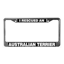 I Rescued an Australian Terrier