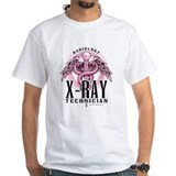 X-Ray Tech Caduceus Pink Shirt