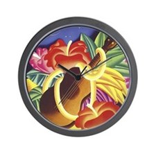 Frank Macintosh Aloha Wall Clock