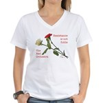 The Red Orchestra Women's V-Neck T-Shirt