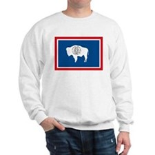 Wyoming Flag Sweatshirt