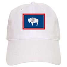 Wyoming Flag Baseball Cap