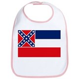 Mississippi Flag Bib