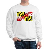 Maryland Flag Jumper
