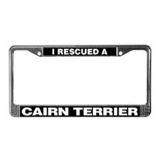 I Rescued a Cairn Terrier
