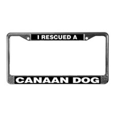 I Rescued a Canaan Dog
