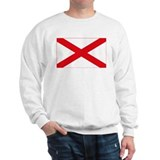 Alabama Flag Sweatshirt