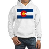 Colorado Flag Jumper Hoody