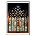 East Stained Glass Window Chr Banner