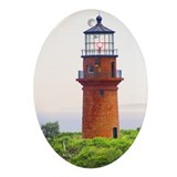 Gay Head Lighthouse Ornament (Oval)