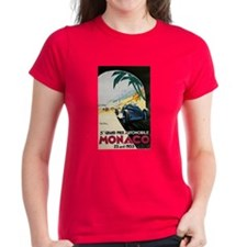 Monaco 5th Grand Prix Automobile 1933 Tee