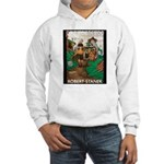 Magic Lands Design #2 Hooded Sweatshirt