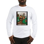 Magic Lands Design #2 Long Sleeve T-Shirt