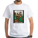 Magic Lands Design #2 White T-Shirt