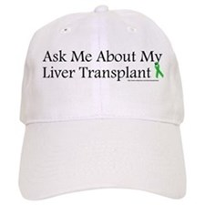 Ask Me Liver Baseball Cap