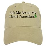Ask Me Heart Hat